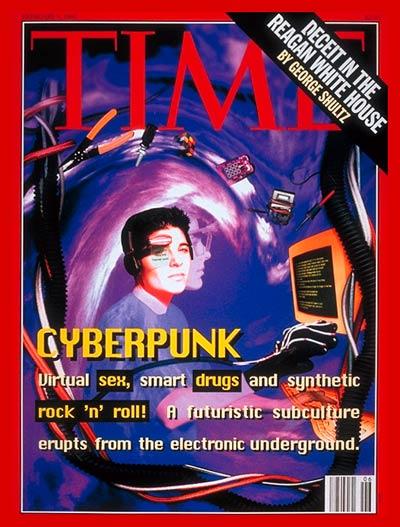 Time Cyberpunk