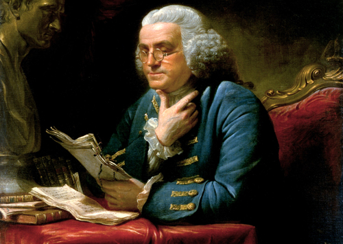 YANSS Podcast 018 – How Benjamin Franklin dealt with haters