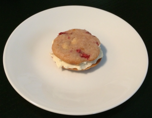 Strawberry Cheesecake Cookie
