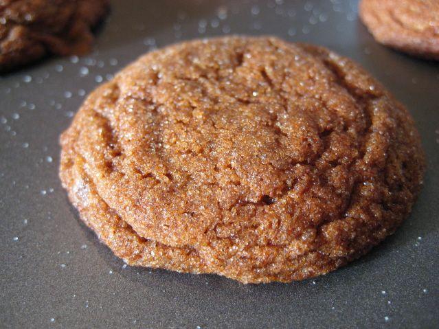 Gigi's Famous, Award-Winning, Triple Ginger Cookies!