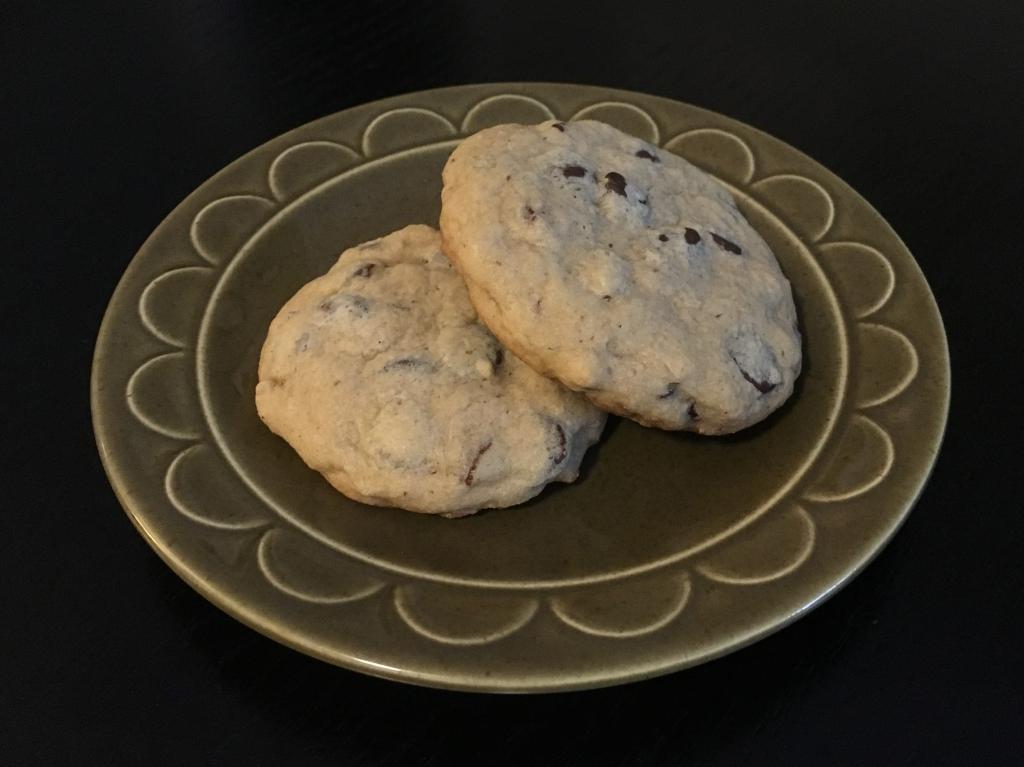 078 Chocolate Hazelnut cookie